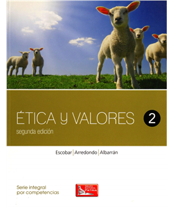 libro Ética Y Valores 2